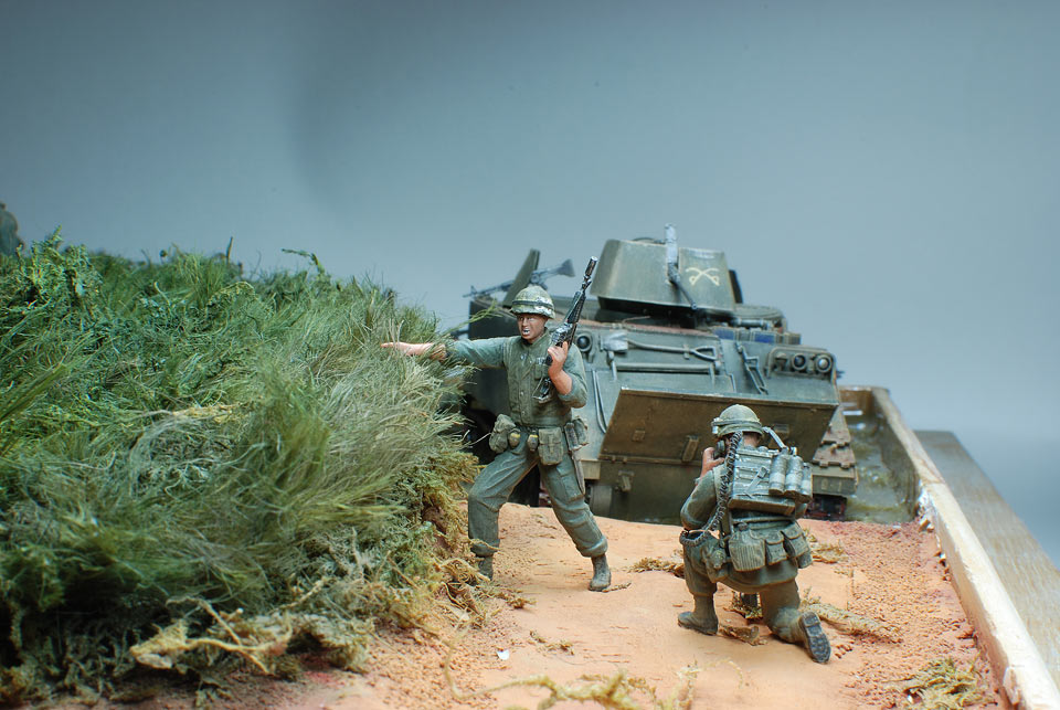 Dioramas and Vignettes: Drop zone under attack!.., photo #8