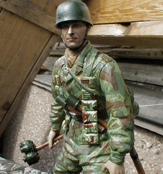 Figures: German Fallschirmjaeger, photo #2