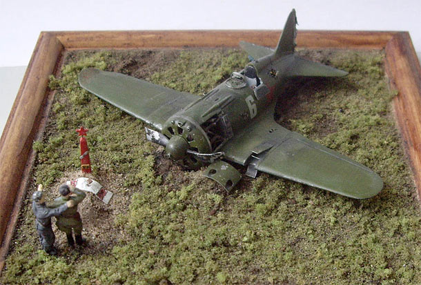 Dioramas and Vignettes: We will live! Spring 1943