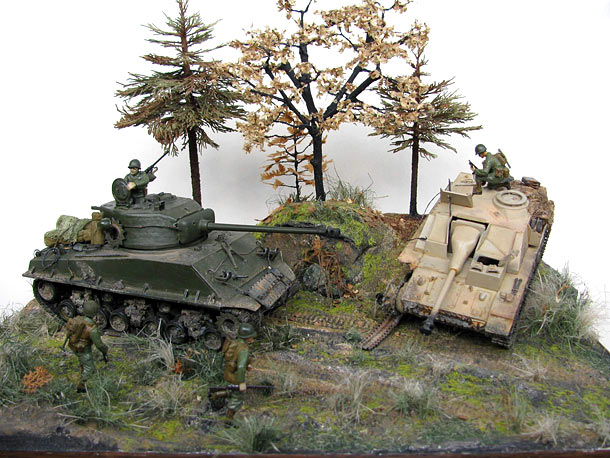 Dioramas and Vignettes: Is there any loot?