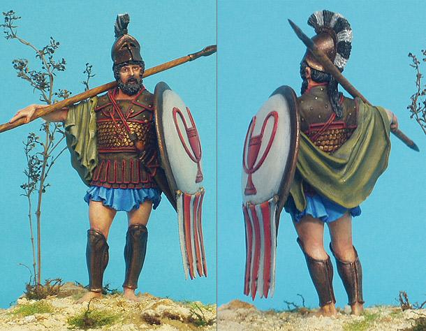 Figures: Greek Warrior