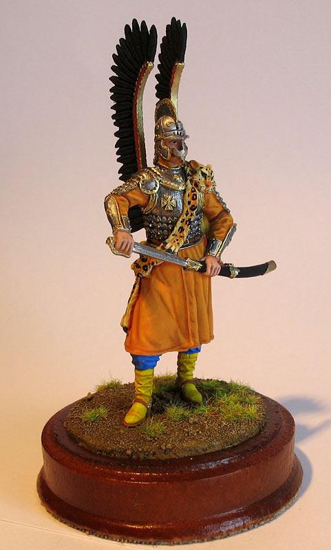 Figures: Polish winged hussar, photo #1