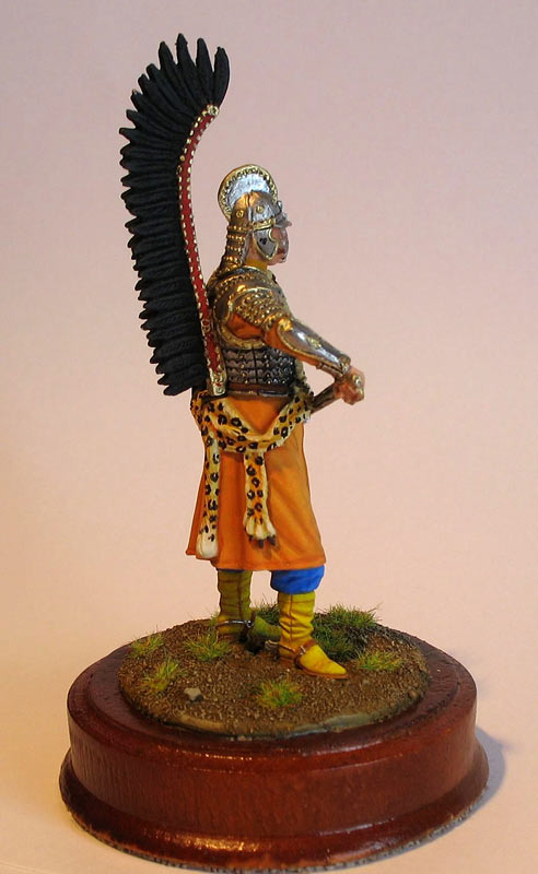 Figures: Polish winged hussar, photo #2