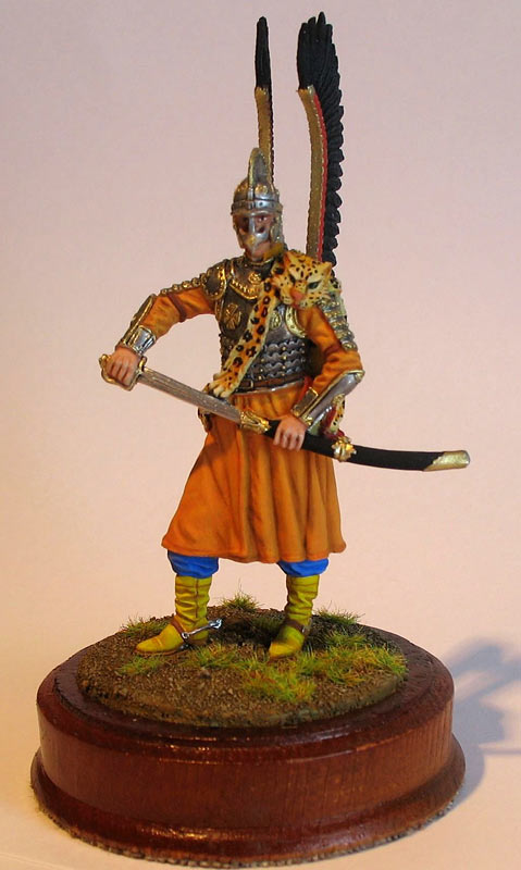 Figures: Polish winged hussar, photo #5