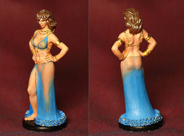 Miscellaneous: Salome