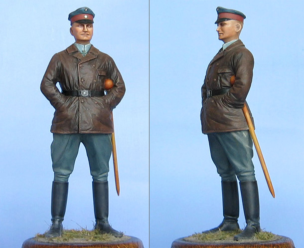Figures: Red Baron