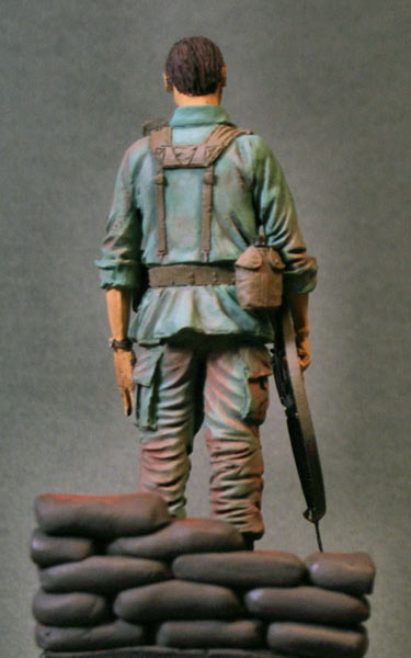 Figures: Paratrooper, 101st. airborne, Vietnam'69, photo #3