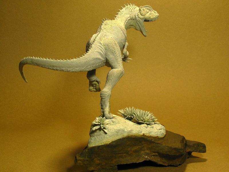 Sculpture: Rugops, photo #2