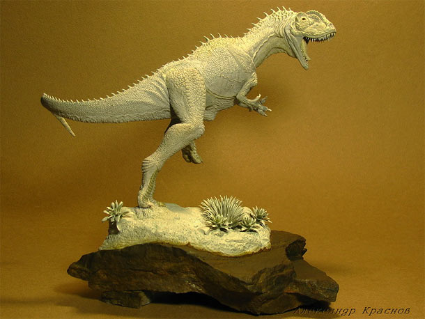 Sculpture: Rugops