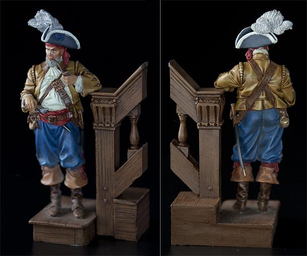 Figures: Quartermaster