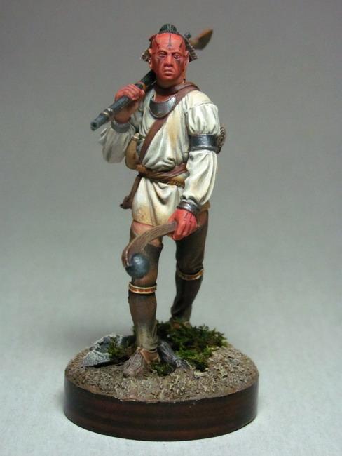 Figures: Scout Seneca, photo #1