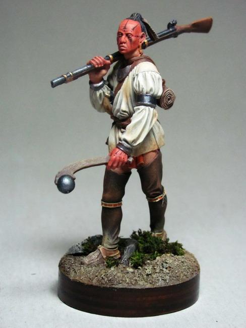 Figures: Scout Seneca, photo #2