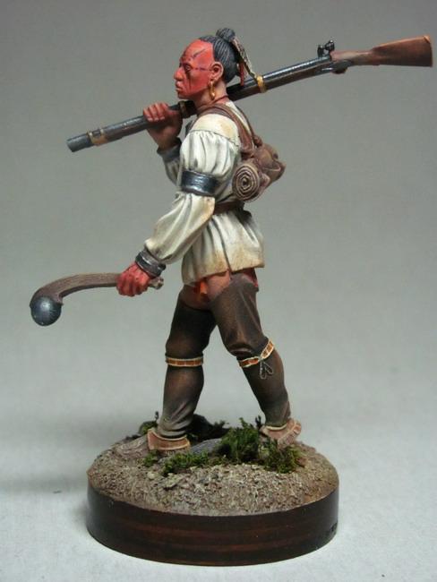 Figures: Scout Seneca, photo #3