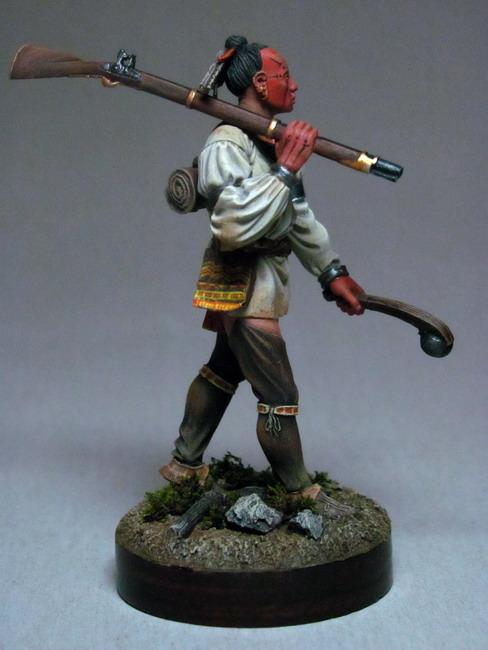 Figures: Scout Seneca, photo #7
