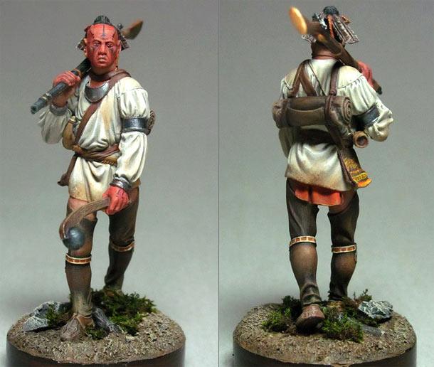Figures: Scout Seneca