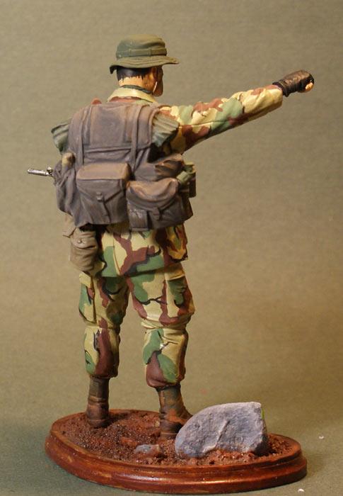 Figures: LRRP trooper, photo #2