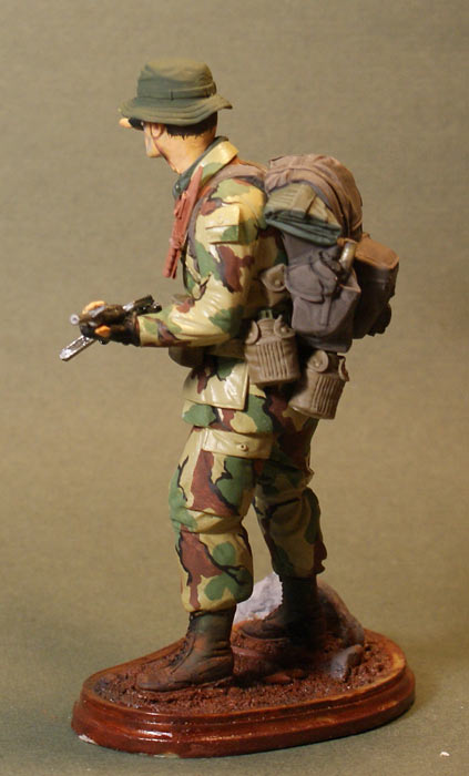 Figures: LRRP trooper, photo #3