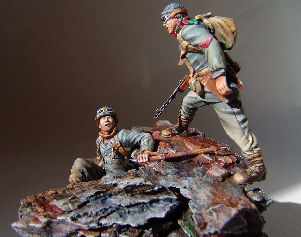 Dioramas and Vignettes: Do you have some water?
