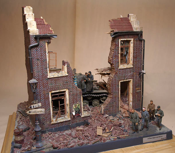 Dioramas and Vignettes: Combat is over...