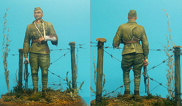 Figures: Penal Soldier