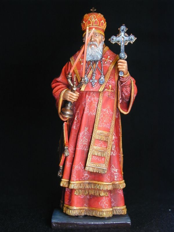 Figures: Patriarch Alexy II, photo #1