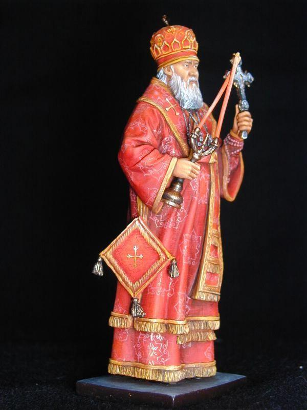 Figures: Patriarch Alexy II, photo #2