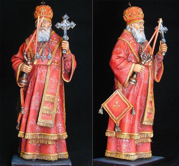 Figures: Patriarch Alexy II