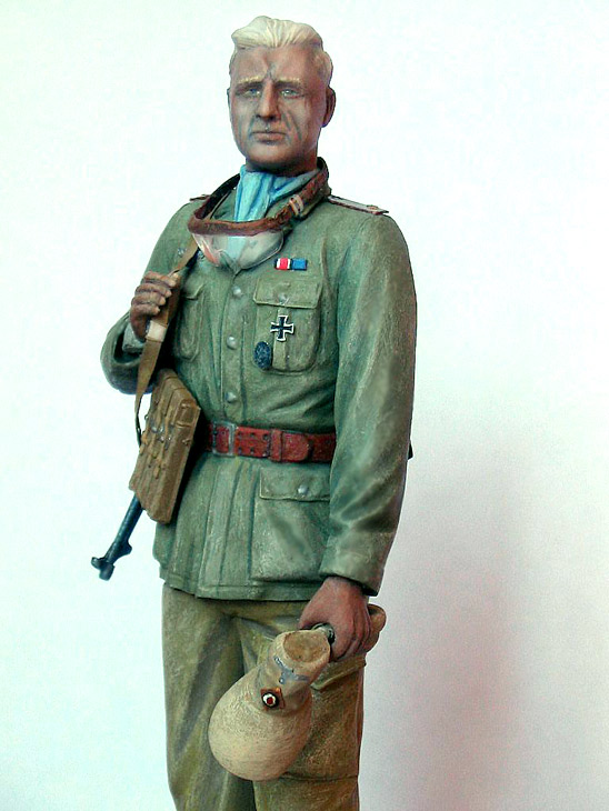 Figures: DAK Oberleutnant, photo #1