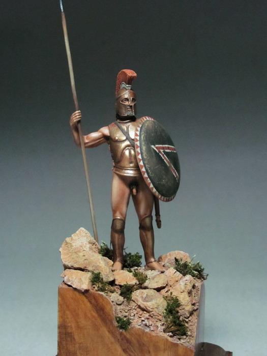 Figures: Spartan Hero, photo #1