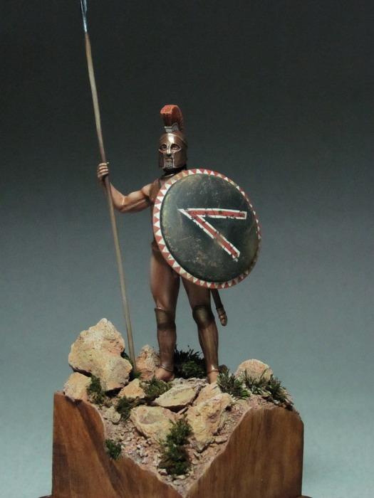 Figures: Spartan Hero, photo #2