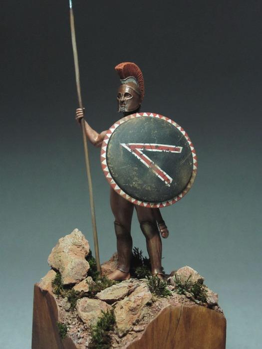 Figures: Spartan Hero, photo #3