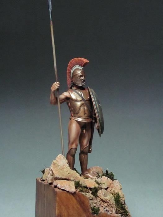 Figures: Spartan Hero, photo #7