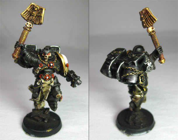 Miscellaneous: Chaplain of Black Knights Templars