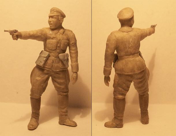 Sculpture: Stalingrad (1)