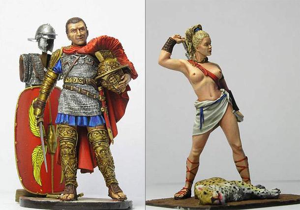 Figures: Antic Figures