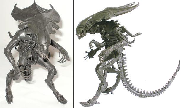 Sculpture: Alien Queen