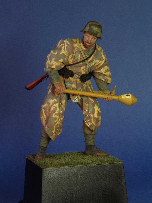 Figures: German grenadier, photo #1