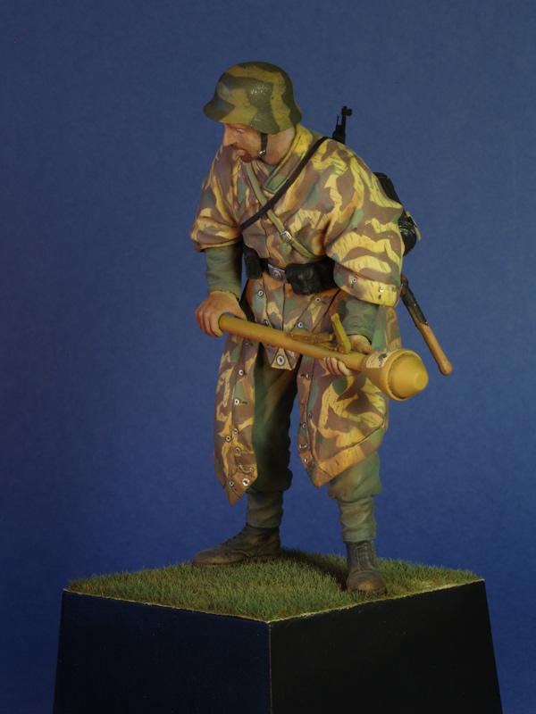Figures: German grenadier, photo #2
