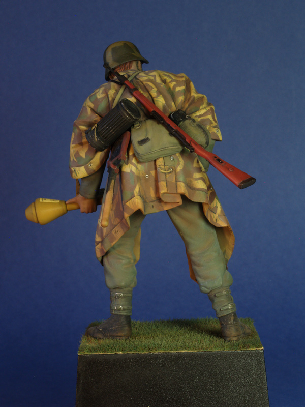 Figures: German grenadier, photo #3