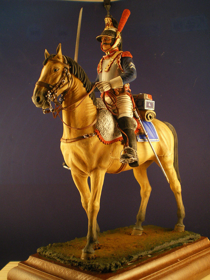 Figures: French Cuirassier, photo #1