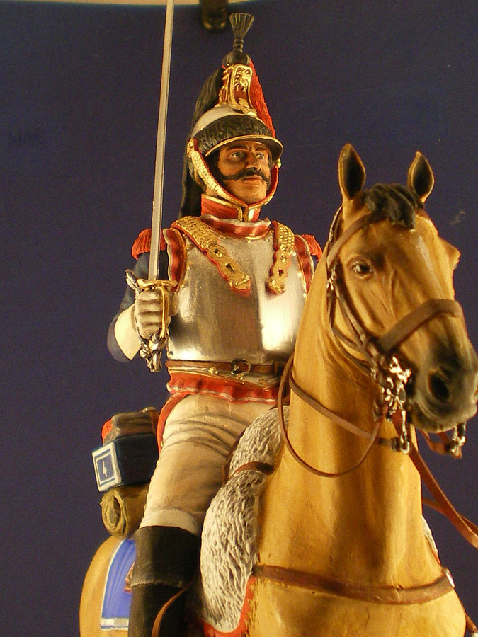 Figures: French Cuirassier, photo #10