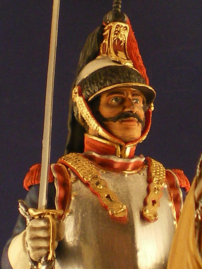 Figures: French Cuirassier, photo #11