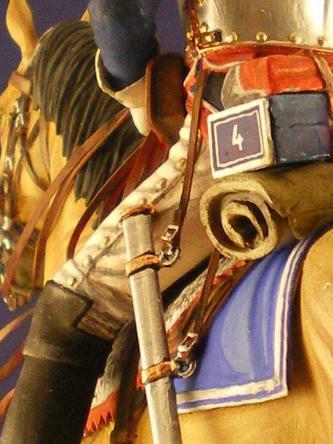 Figures: French Cuirassier, photo #15
