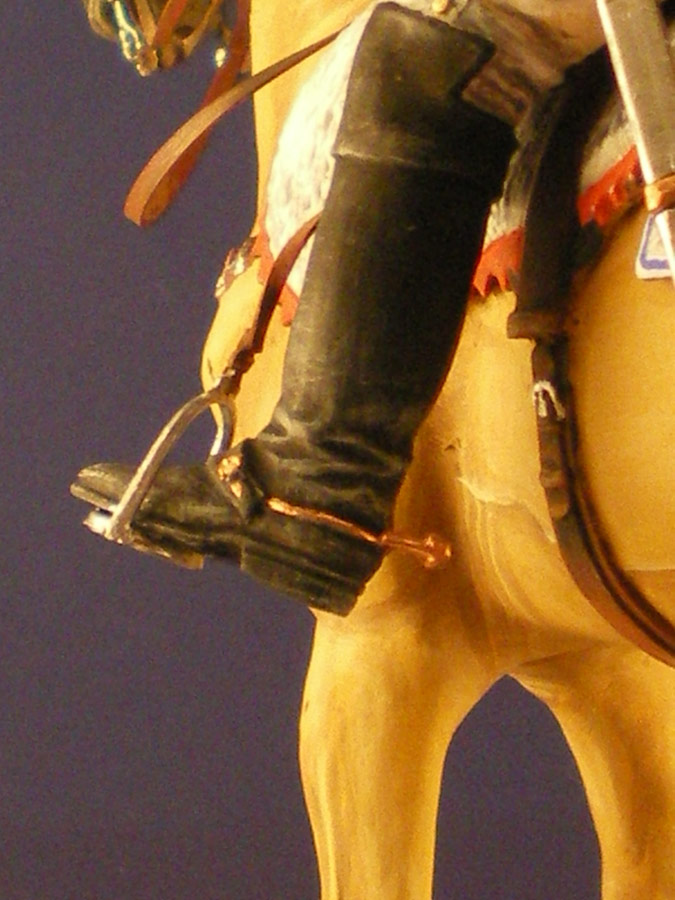 Figures: French Cuirassier, photo #16