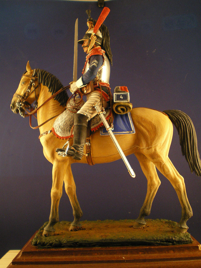 Figures: French Cuirassier, photo #2