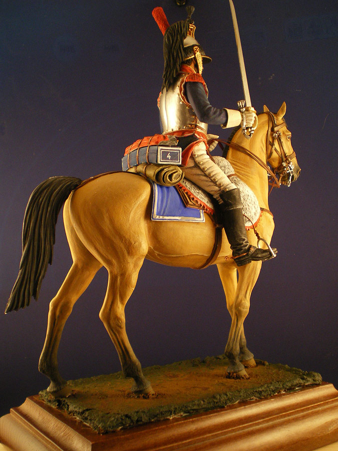 Figures: French Cuirassier, photo #4