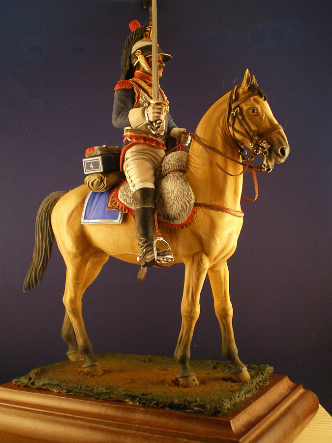 Figures: French Cuirassier, photo #5