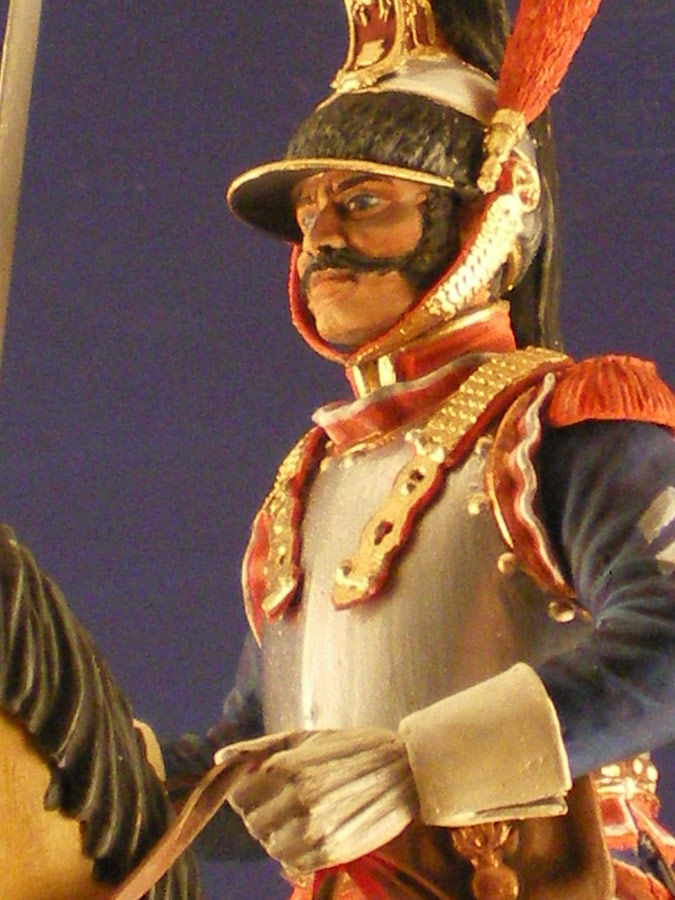 Figures: French Cuirassier, photo #7
