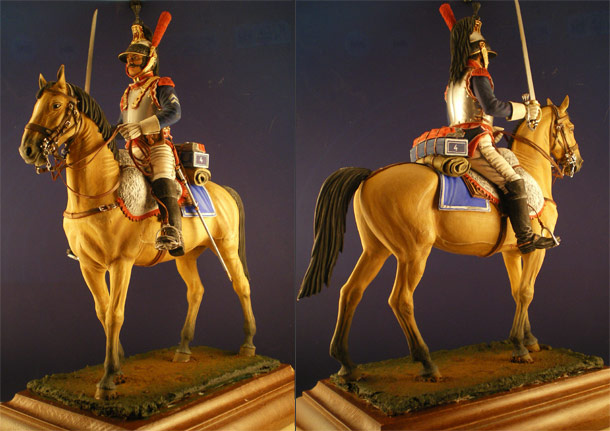 Figures: French Cuirassier