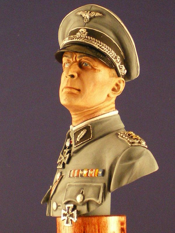 Figures: German officer, photo #3